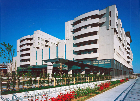 Yokohama City Minato Red Cross Hospital