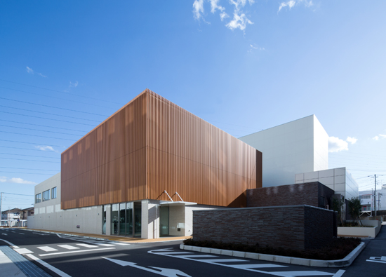 Ion-beam Radiation Oncology Center in Kanagawa (i-ROCK)